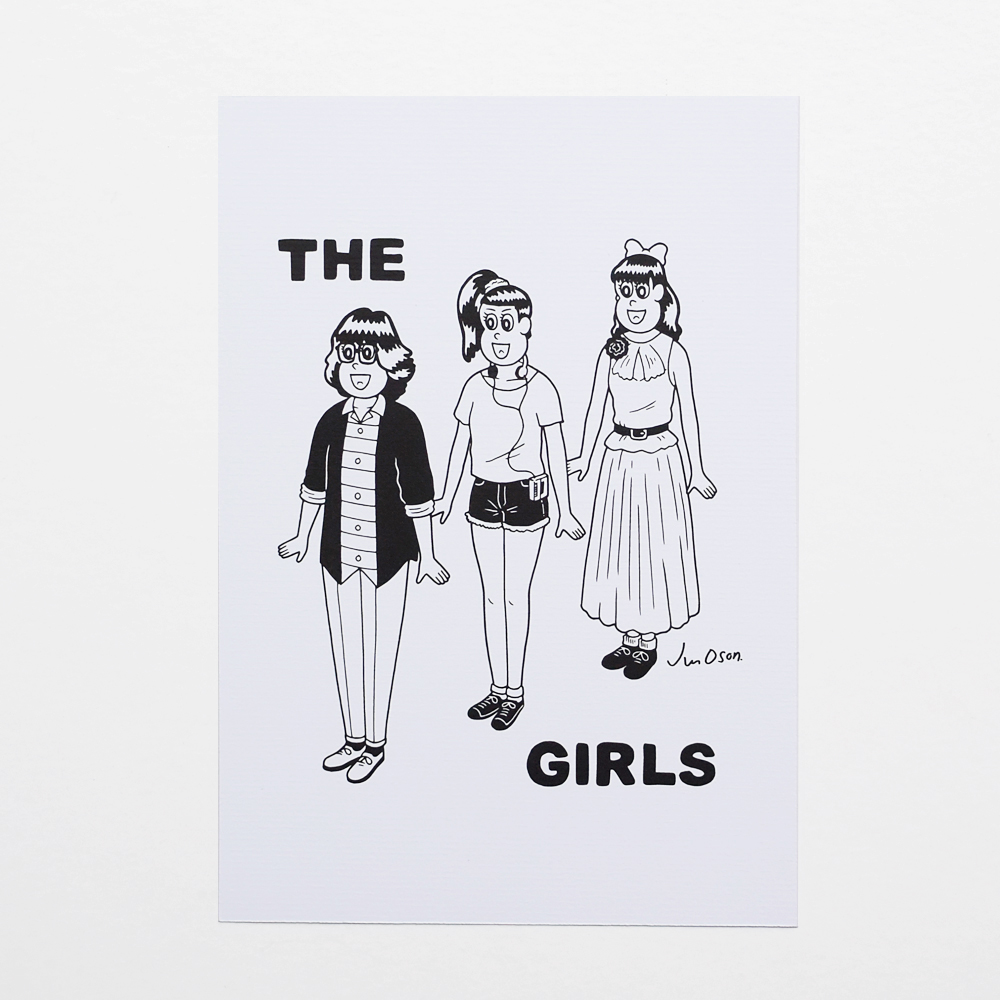 THE GIRLS – Jun Oson